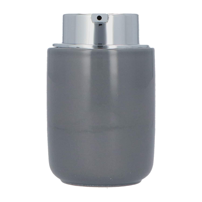 4goodz Keramiek Zeeppompje 300 ml - glanzend grijs