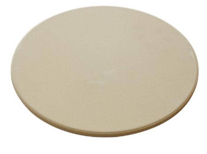 """4cookz® - Universele keramische pizzasteen 21/23"""" Kamado BBQ - 36 cm"""