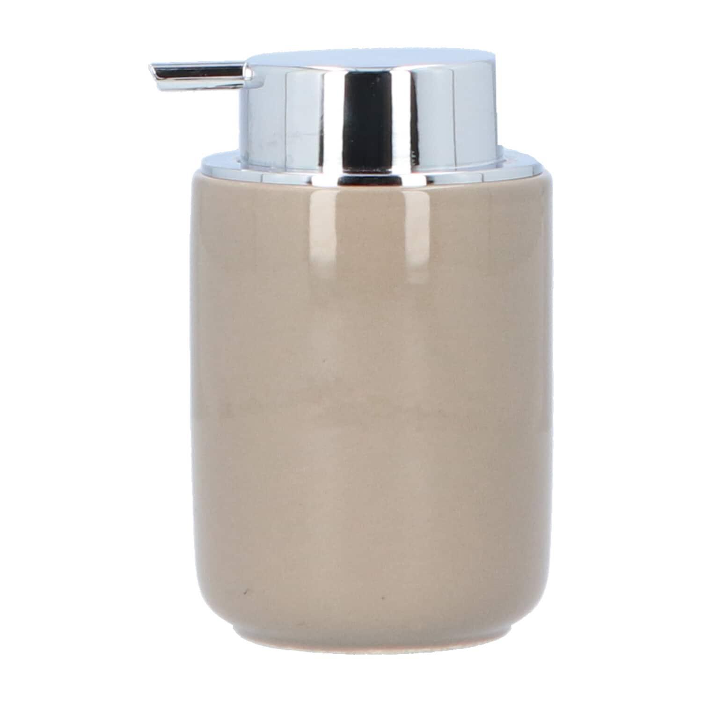 4goodz Keramiek Zeeppompje 300 ml - glanzend Taupe