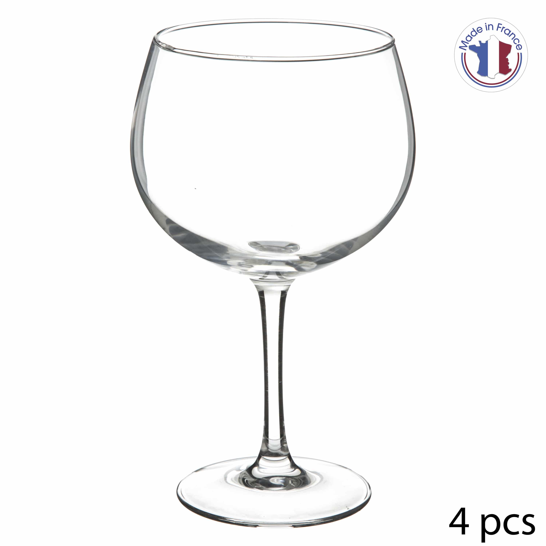 4goodz set Gin glazen 4 stuks inhoud 70cl - Ballonglas