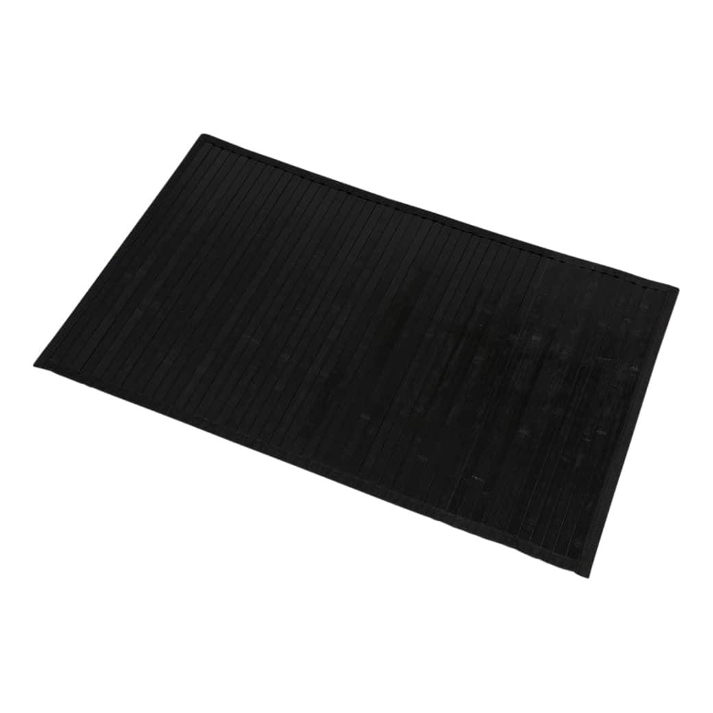 4goodz Bamboe Douchemat / Badmat 50x80cm - Zwart
