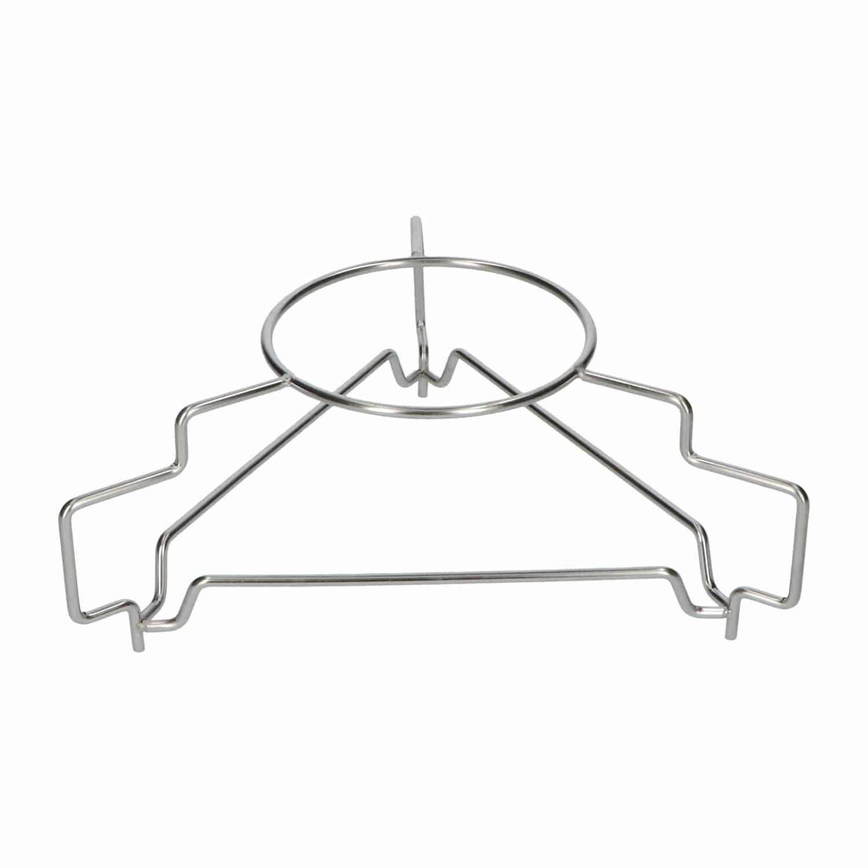 """4cookz® Kamado Verhogingsrek RVS - Universeel voor 15/16"""" Kamado's"""