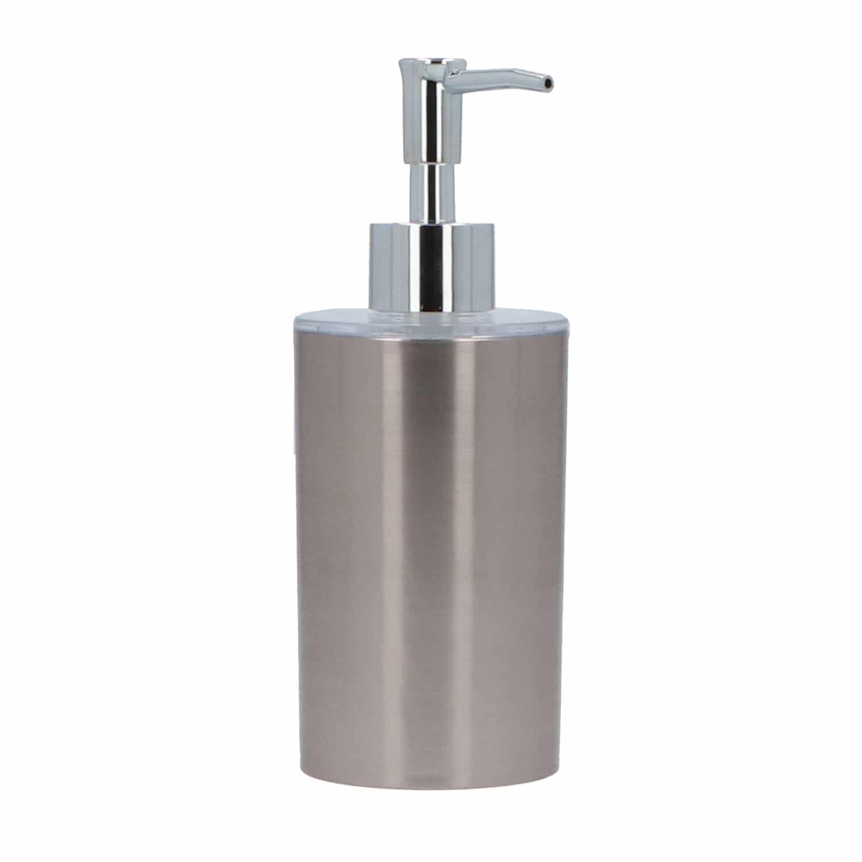 4goodz Metallook Zeeppompje 330 ml - Zilver