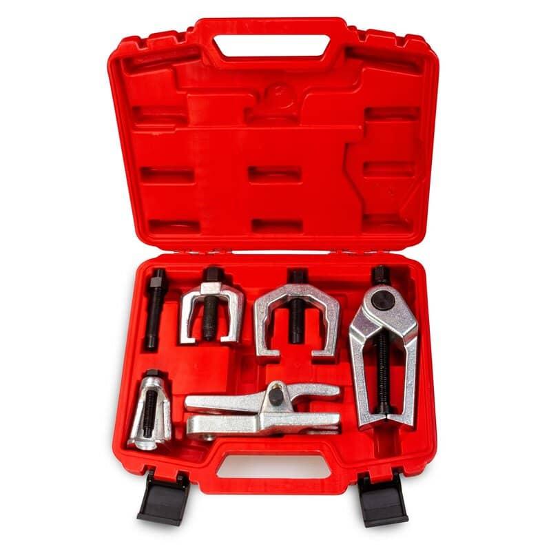Hanse Werkzeuge 6-delige Poelietrekker - Fuseekogel trekker Set