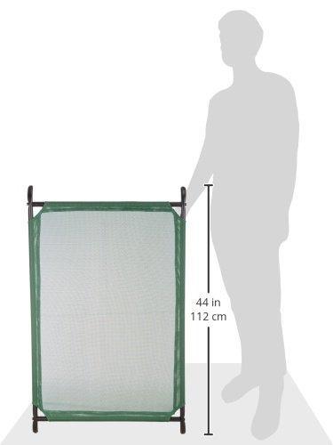 4animalz® Ventilerend Honden Ligbed - Zandkleurig - Medium - 90x65cm