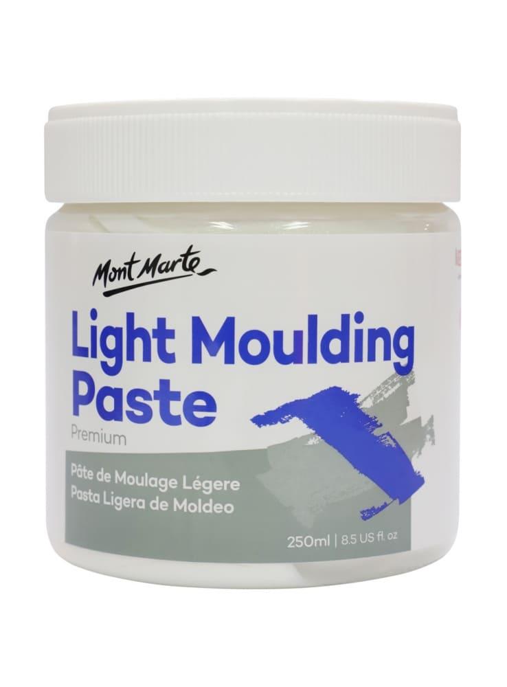 Mont Marte® Premium Light Moulding Paste 250ml - Vormpasta schilderen