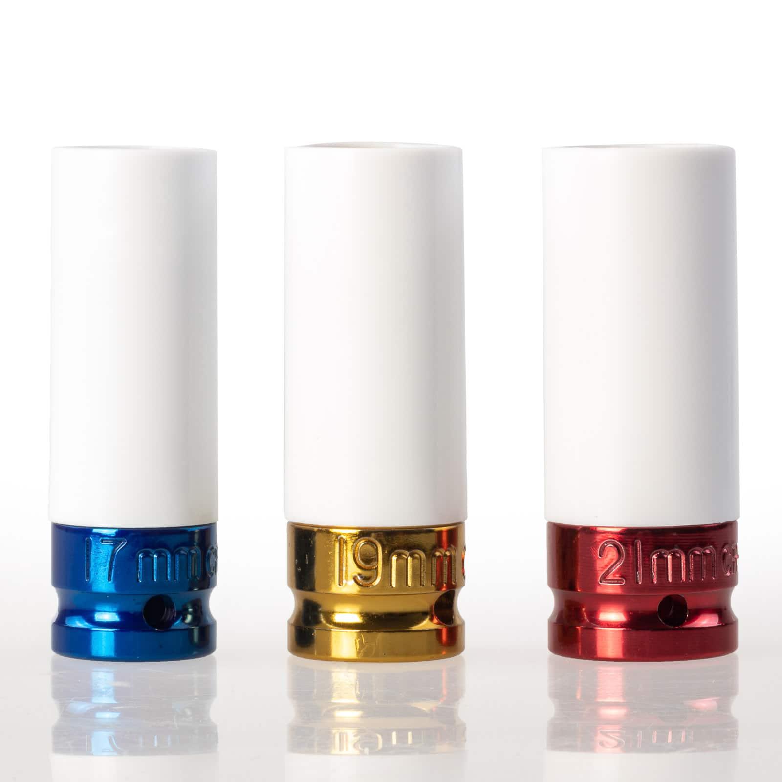 Hanse Werkzeuge® 2.0 momentsleutel 3 doppen 17/19/21 - 40 tot 210 nm