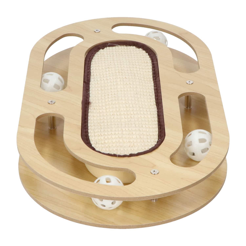 4Goodz interactief katten intelligentie speeltje 45x25x4cm