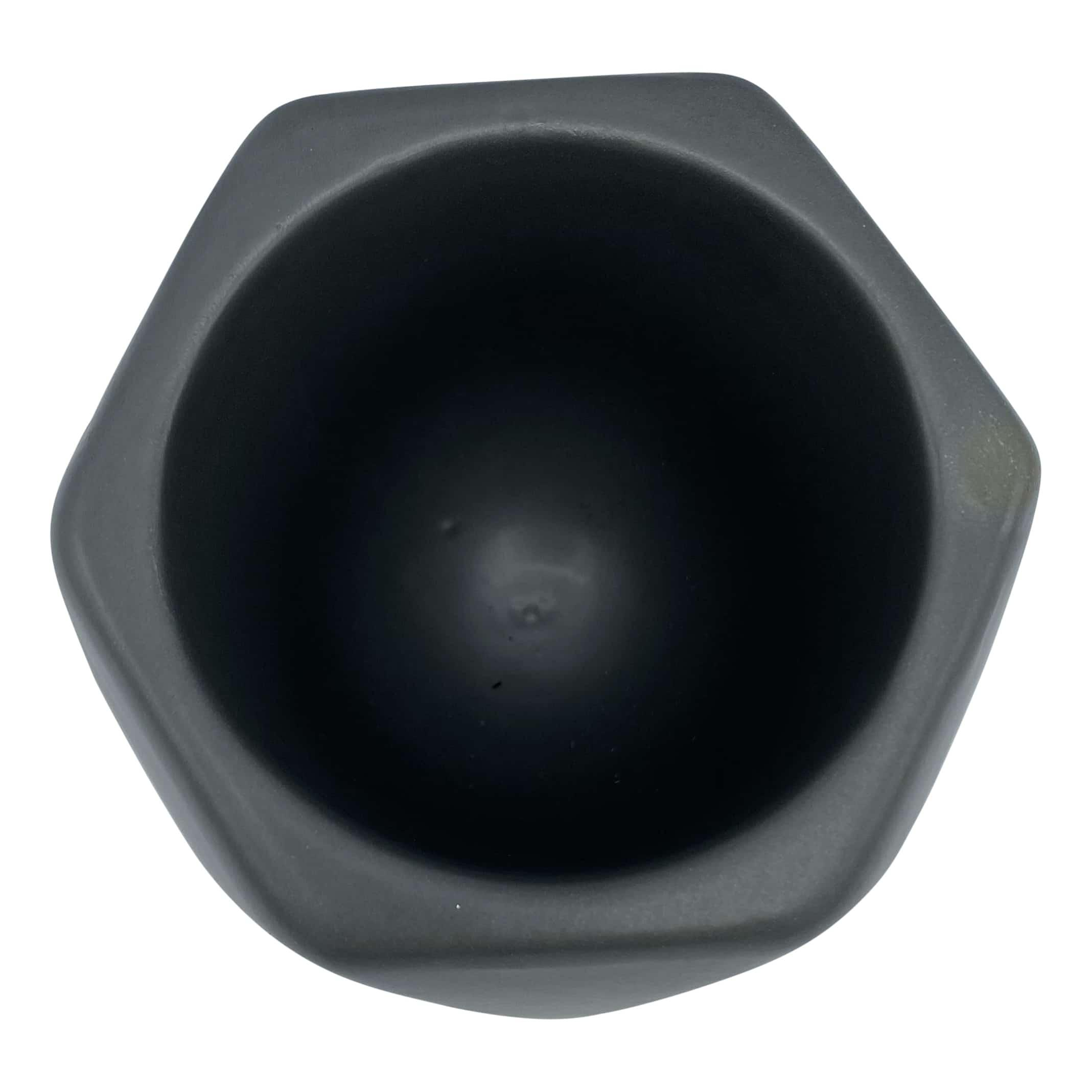 4goodz Diamond keramische toiletborstel - Grijs