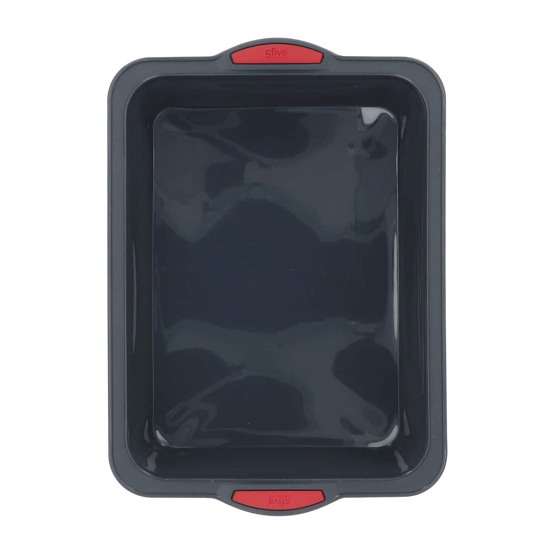 4Goodz Siliconen Bakvorm met vaste randen - binnenmaat 28x20,5 cm