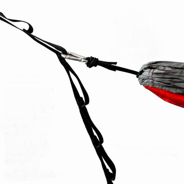 4gardenz® meervoudig Verstelbare Hangmat ophangset voor boom of paal