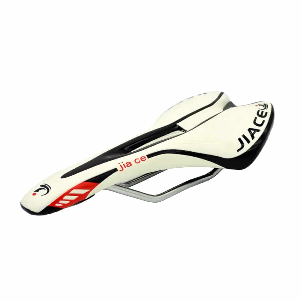 4bikez® Men Race/MTB Fietszadel voor mannen foam vulling