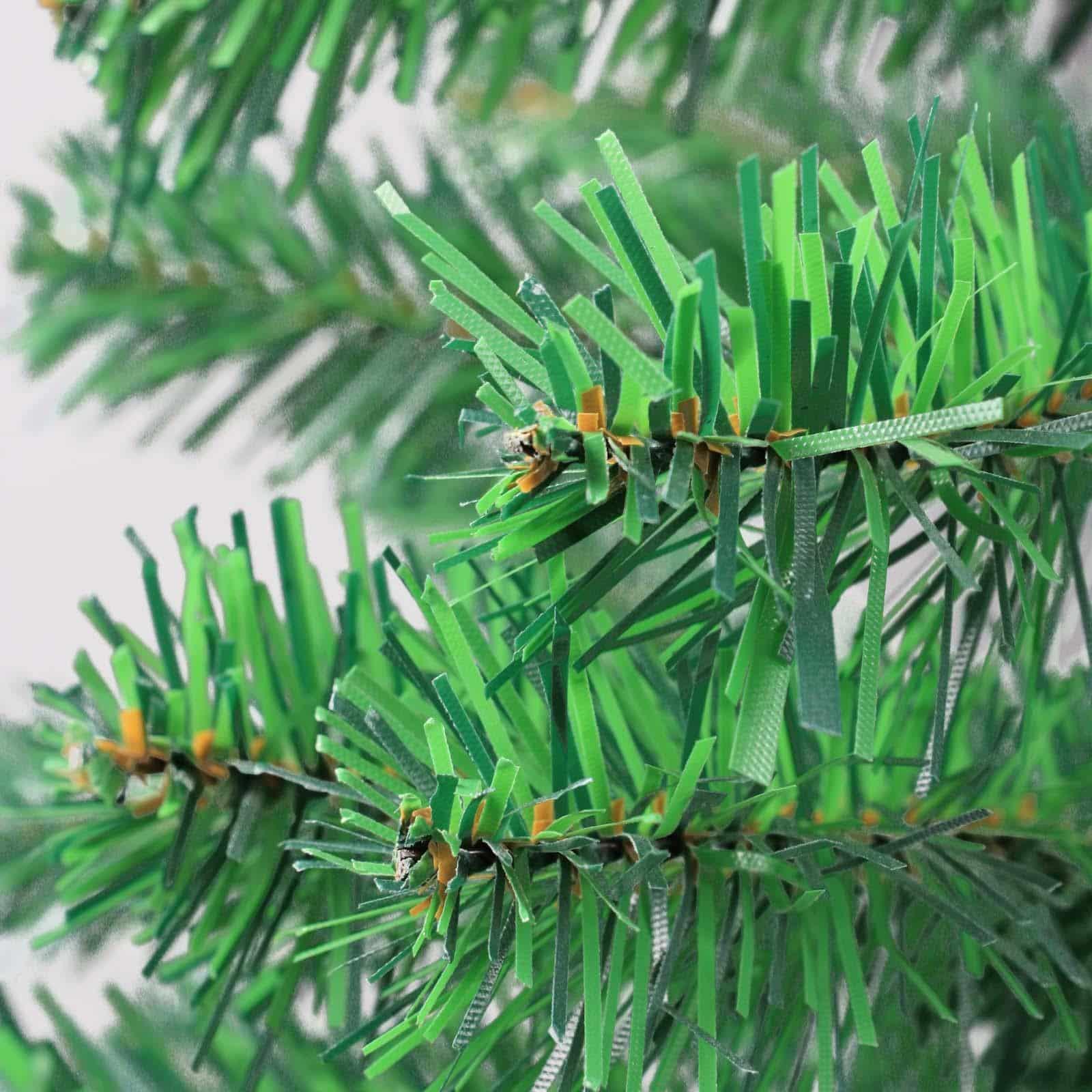 Kunstkerstboom 120cm incl.standaard - 260 takpunten! - 90cm breed