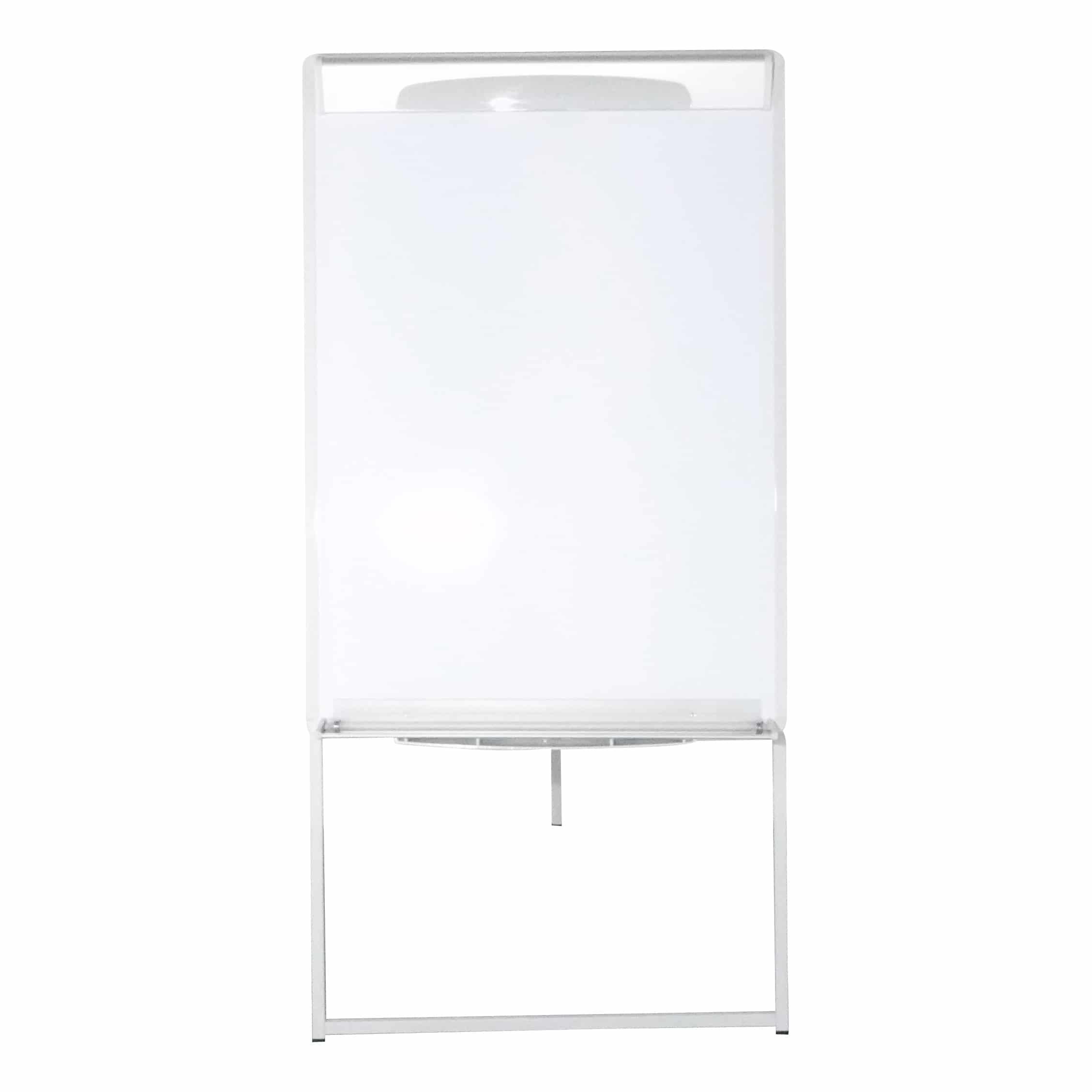 Bi-Office Lichtgewicht footbar flipover - magnetisch - 700 x 1000 mm