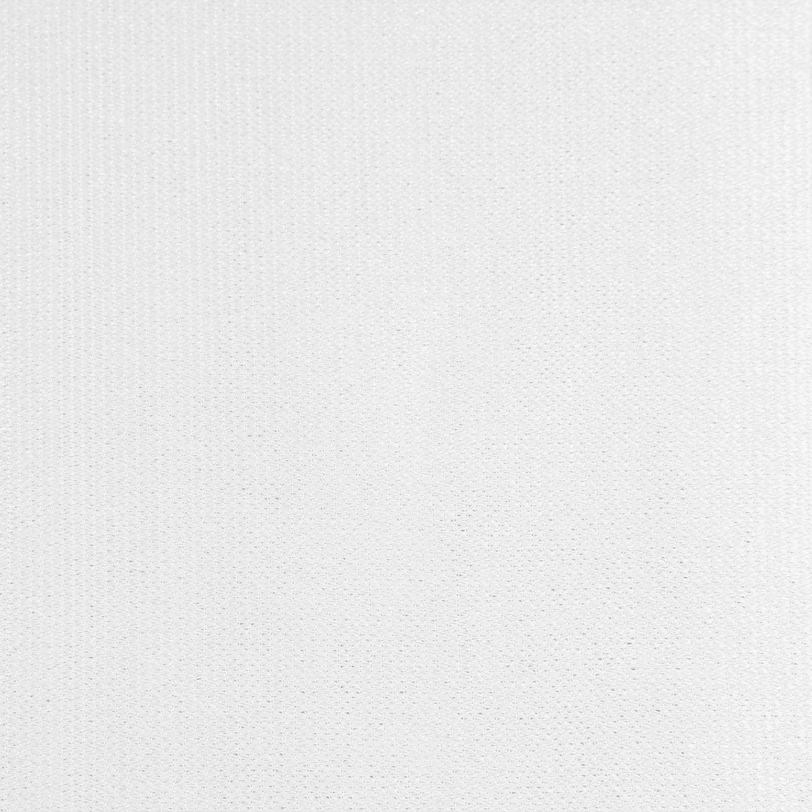 Hanse® Duurzaam Balkonscherm - Kleur Wit- Balkondoek - 500x90cm