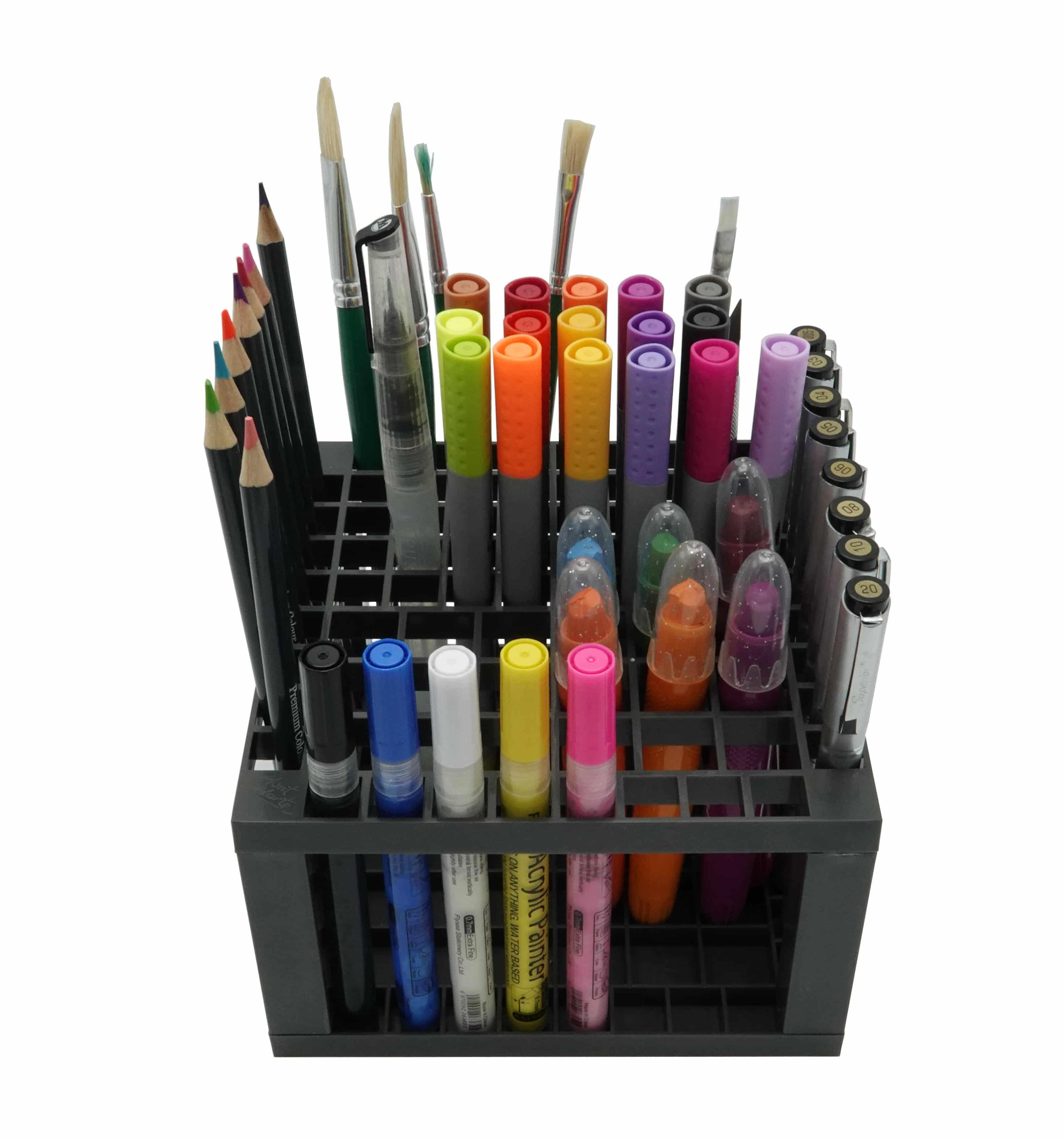 Mont Marte® Studio tidy opberg bureau houder - pennenbak