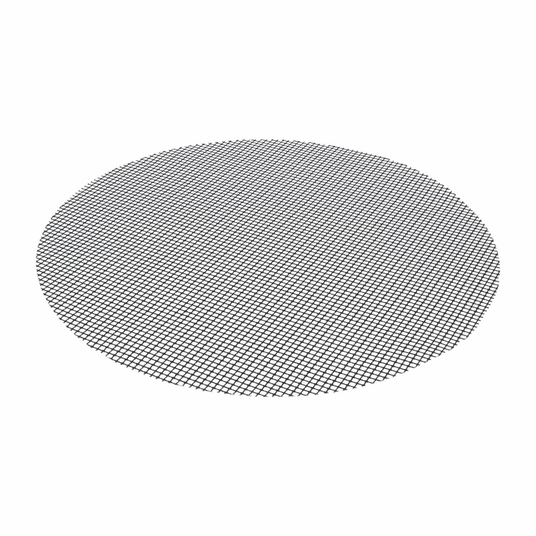 4cookz® 3 stuks non-stick Ronde Mesh Teflon BBQ Matten 42 cm - < 260℃